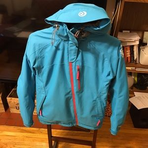 Like new snowboarding jacket size M Ripcurl